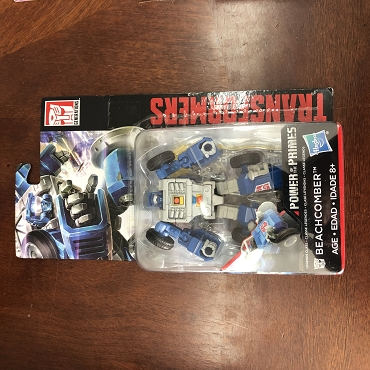 Transformers Power of the Primes Beachcomber