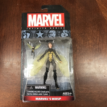 Marvel Universe Infinite Wasp