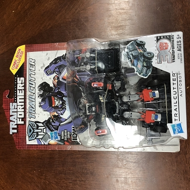 Transformers 30th Anniversary Trailcutter