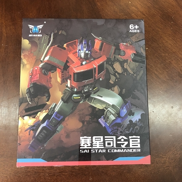 Transformers Optimus Prime AOYI Sai Star Commander