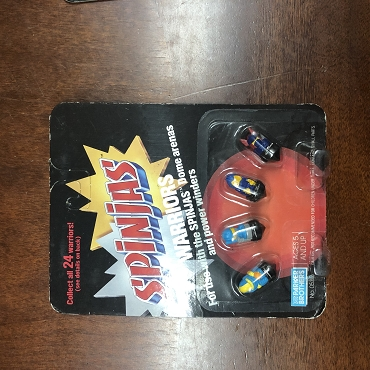 Spinjas 4 pack blue