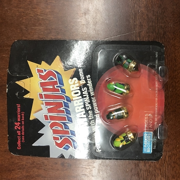 Spinjas 4 pack green