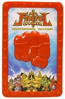 Fistful of Power Battle Box - Red