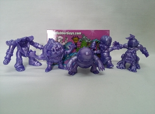 OMFG Series 2 Metallic Purple - Header Pack
